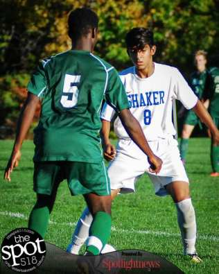 SPOTTED: Shaker vs Shen boys soccer October 6, 2016. Photo by Rob Jonas/Spotlight