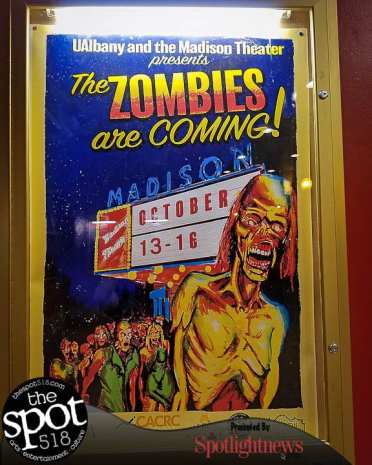 SPOTTED: Zombie Fest at the Madison Theater October 14. Dave Abbott/Spotlight