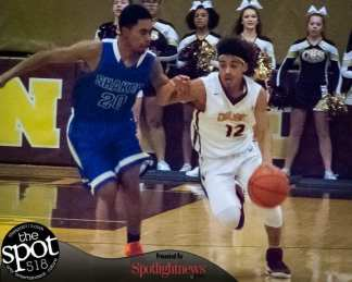 SPOTTED: Colonie vs. Shaker boys basketball Friday, Jan. 20. Photo by Rob Jonas/Spotlight