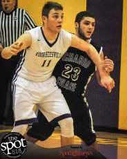 SPOTTED:Voorheesville vs. Ichabod Crane boys basketball Friday, Jan. 13. Photo by Rob Jonas/Spotlight