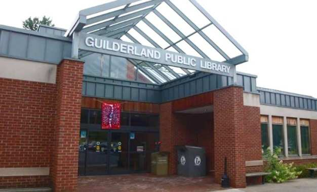 GUILDERLAND LIBRARY: Star Wars Cantina