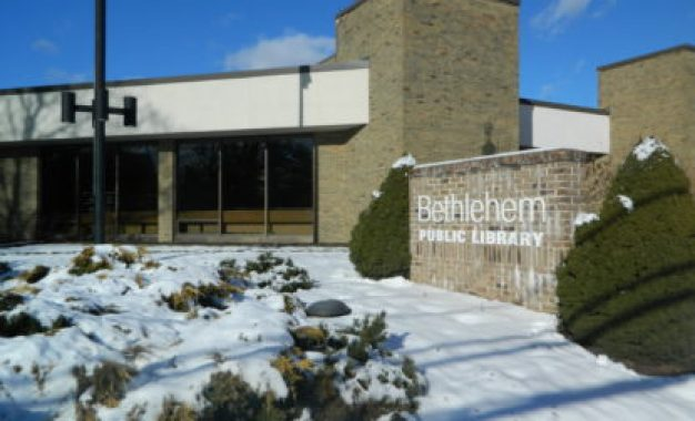 BETHLEHEM LIBRARY: Seeds of potential