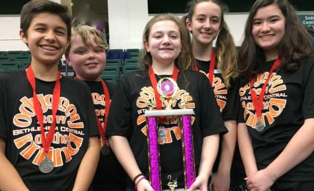 BCMS students to compete in Odyssey of the Mind World Finals