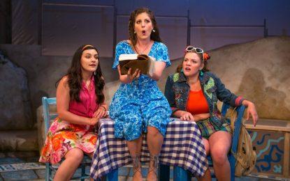 THEATRE REVIEW: 'Mamma Mia!' brings ABBA  to the Capital REP