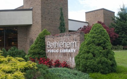 BETHLEHEM LIBRARY: Reptiles at the library