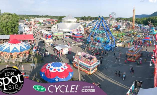 SPOTTED: The 125th anniversary of the Altamont Fair