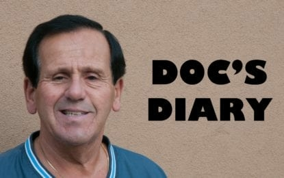 DOC's DIARY: Do you want to solve this problem, or not?