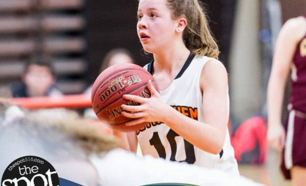 SPOTTED: Bethlehem girls win thriller in final home game of the season