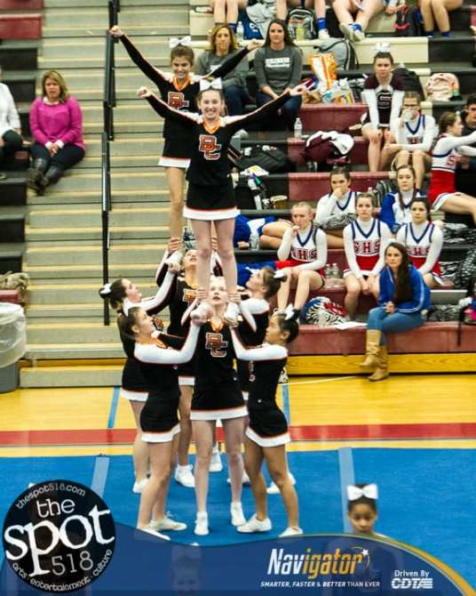 cheerleading section-3810
