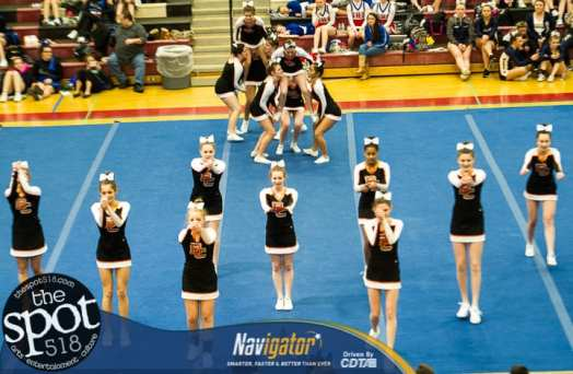 cheerleading section-3813