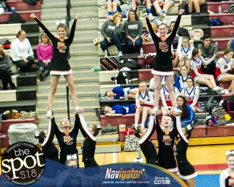 cheerleading section-3819