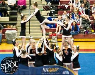 cheerleading section-3963