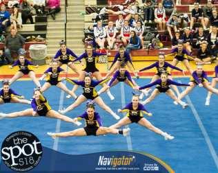 cheerleading section-4060
