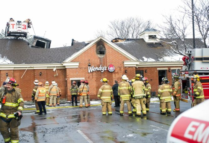 wendys fire-3010