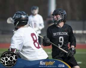 Bethlehem vs Burnt Hills April 24 Boys Lacrosse.