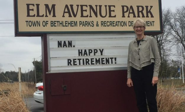 Bethlehem parks administrator retires after 30 years