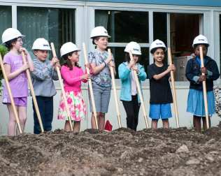shaker ground breaking-9666