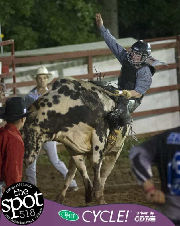 Double M Rodeo Friday night 2018. July 6 in Malta.