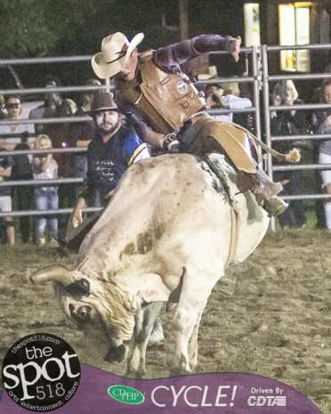 Double M Rodeo Friday night 2018. Aug 24 in Malta.