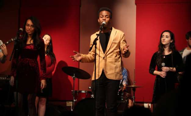 Mark Anthony Manning: The story of a rising 20-year-old Albany singer