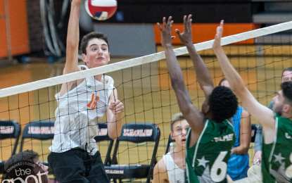 SPOTTED: Bethlehem boys volleyball beats Shen, remains undefeated