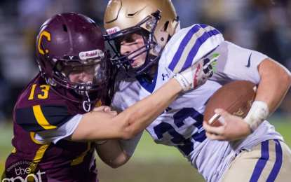 SPOTTED: CBA routs Colonie 33-6