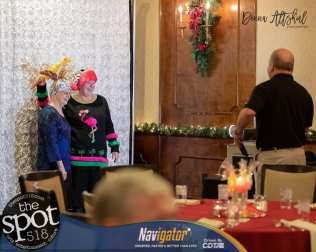 American Cancer Society Hope Club Holiday Bon Appetit Event at the Century House in Latham on December 20. Photos by Donna Altshul