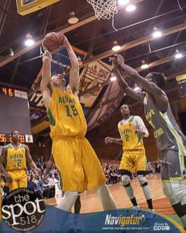 Albany Patroons 2019 Home Opener vs The New York Court Kings at the Armory in Albany on Jan 12.