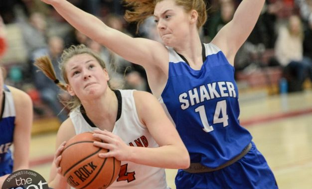SPOTTED: Shaker girls score 30 in the third to beat Guilderland