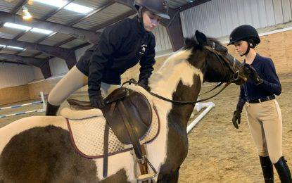 Local equestrian team onto state championships (w/photo gallery)