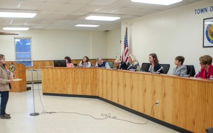 Colonie Comp Plan public hearing kept open