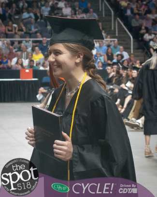 Bethlehem Central School District class of 2019 graduation June 28 at the Times Union Center.