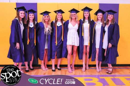 SPOTTED: Voorheesville Gradution 2019 on Friday, June 28, 2019