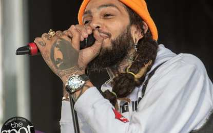 SPOTTED: Alive at Five featuring Travie McCoy and Stellar Young