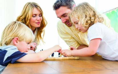 PARENT PAGES: Start a family game night