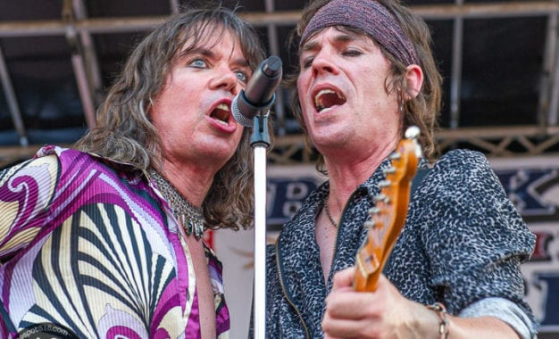 SPOTTED: Rockin' on the River with Classic Stones Live and the Troy Music Academy