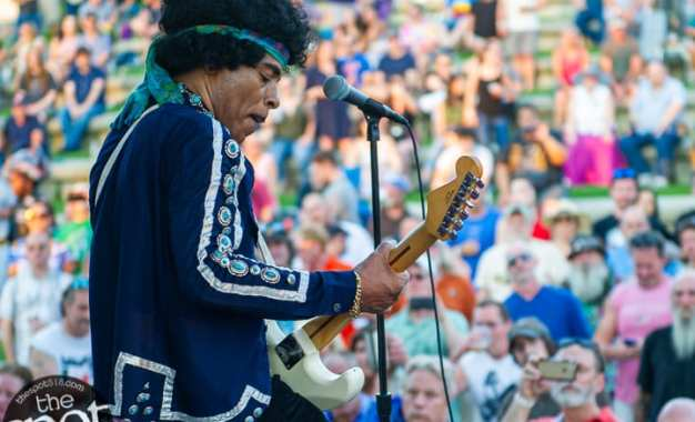 SPOTTED: Kiss the Sky and Soul Sky at Rockin' on the River