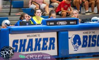 Shaker hosts Colonie