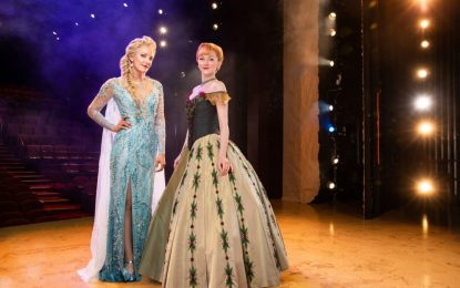 Review: 'Frozen' musical dazzles audiences at Proctors