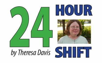 THE 24 HOUR SHIFT: Seeing past color to parent