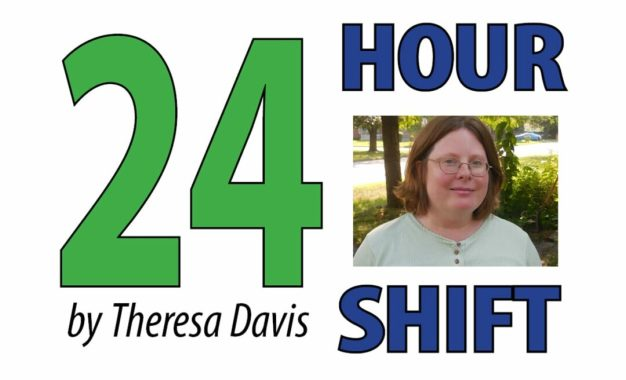 THE 24-HOUR SHIFT: Meltdowns happen