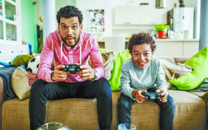 PARENT PAGES: Raising gamers with safety and boundaries