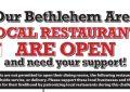 The Spotlight area restaurant list: March 29, 2020 daily edition