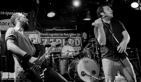 Double Experience at Zaphods