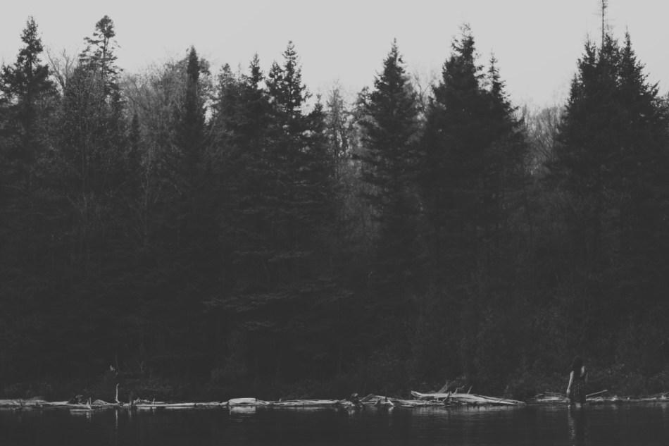 Kaleigh Watts - Smoke Lake forest