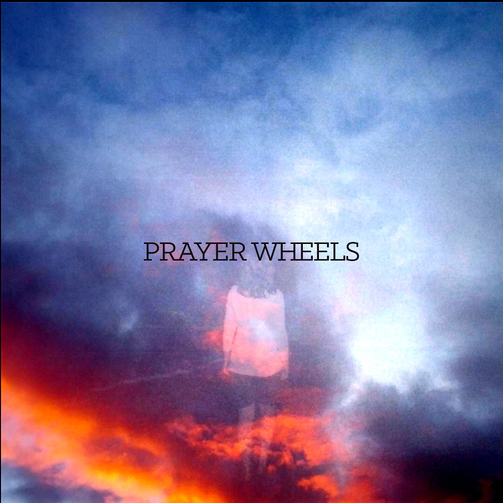 PRAYER WHEELS - Spring EP - cover