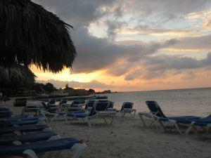 Jamaica - day 1 sunset