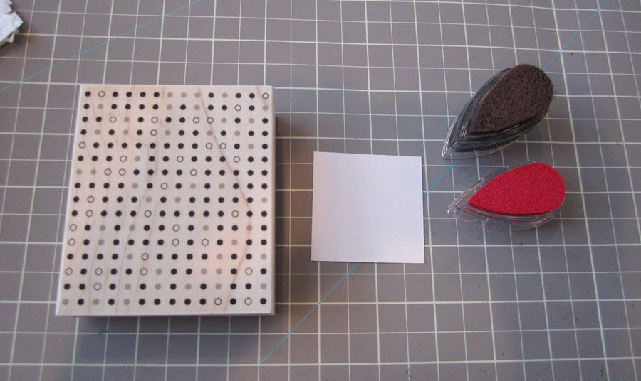 supplies to make a pinwheel