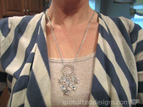 Stars Necklace