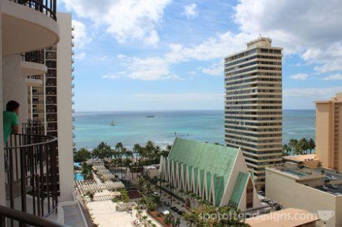 A honeymoon #travel guide to Oahu Hawaii | spotofteadesigns.com
